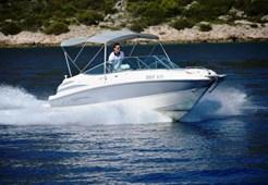 M Maxum 2400 SC for charter in Tribunj