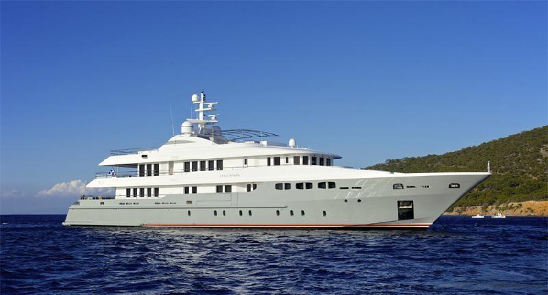 Mondomarine 162 for charter in Dubrovnik