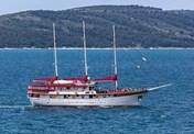Motor-sailer Barbara