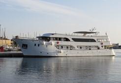 Motor-sailer Gradina 1 for charter in Split