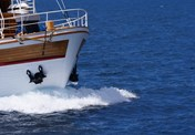 Motor-sailer Lopar