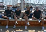 Motor-sailer Montecristo