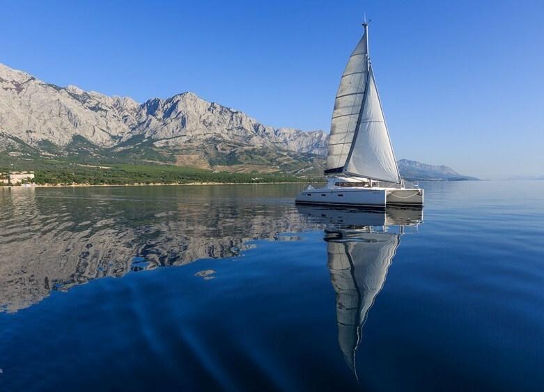 Nautitech 40 for charter in Split