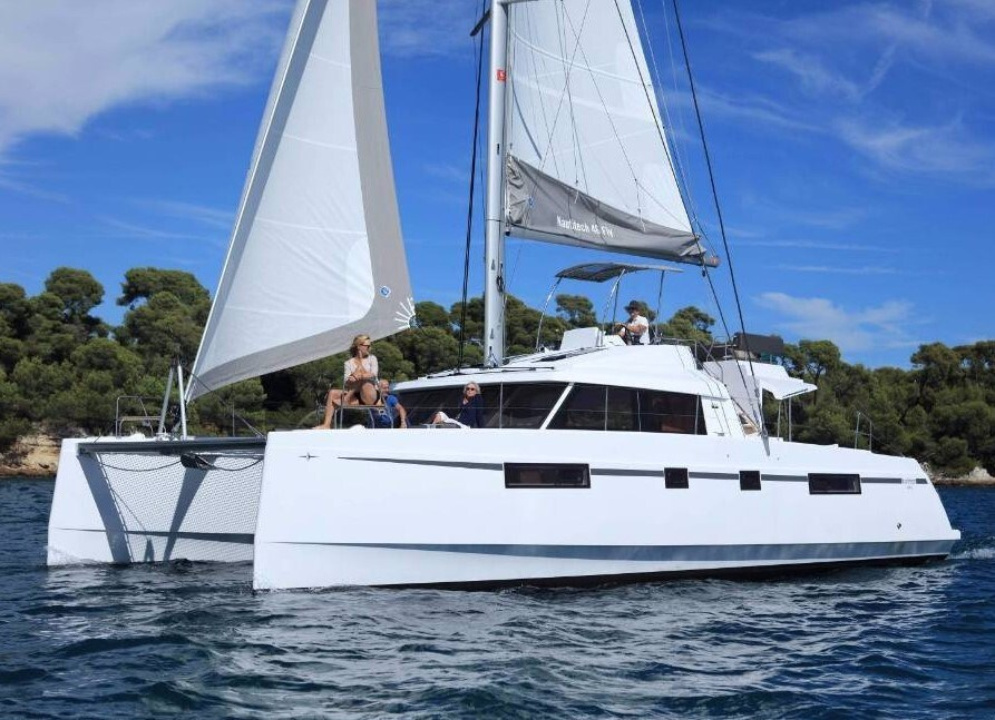 Nautitech 46 Fly for charter in Biograd