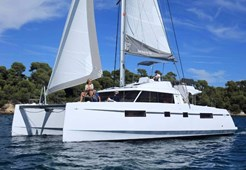 Nautitech 46 Fly for charter in Trogir