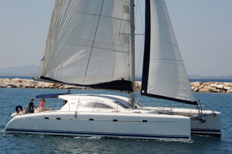 Nautitech 475 for charter in Sibenik