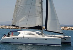 Nautitech 475 for charter in Sibenik