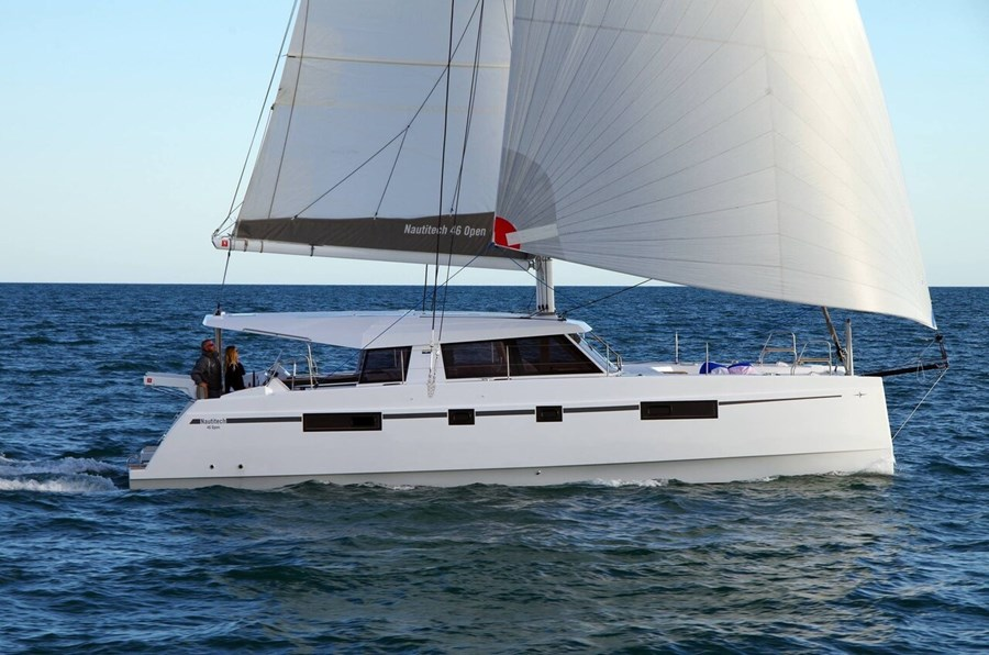 Nautitech Open 46 for charter in Biograd