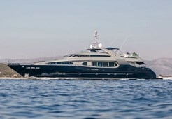 L Oceanline shipyard 127 for charter in Trogir