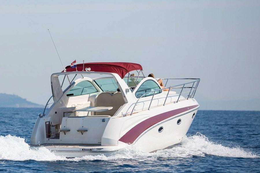 Pearlsea 33 Open for charter in Baska Voda