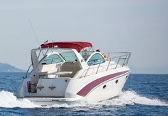 M Pearlsea 33 Open for charter in Baska Voda