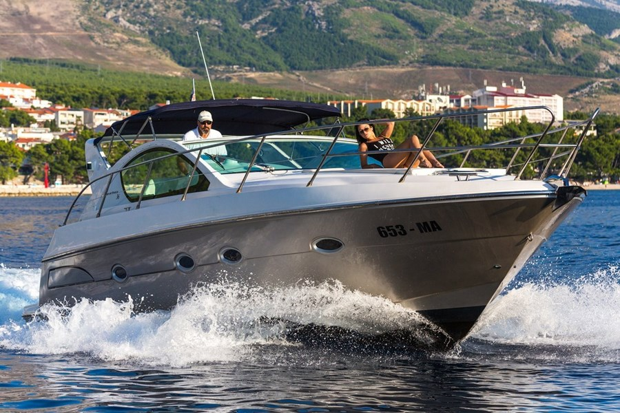Pearlsea 36 Open for charter in Baska Voda