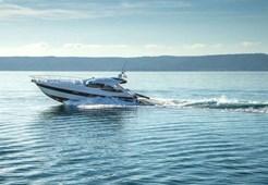 Pershing 46 Owner for charter in Kastela, Split