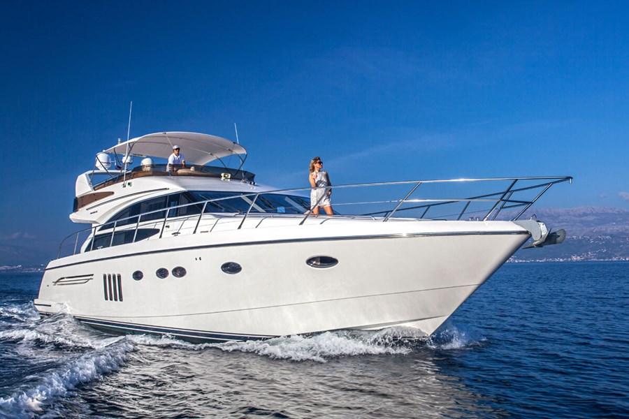Princess 62 for charter in Split
