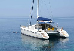C Privilege 465 for charter in Trogir