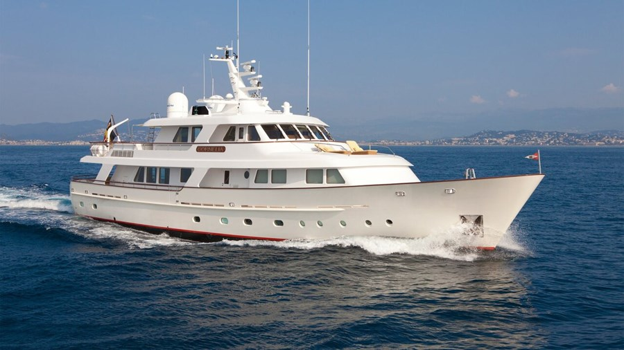 RMK Marine 34M for charter in Split