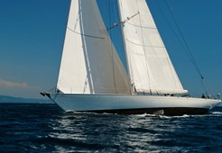S Renaissance Yachts Whitefin for charter in Split