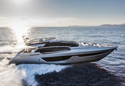 Riva 76 Perseo for charter in Kastela, Split