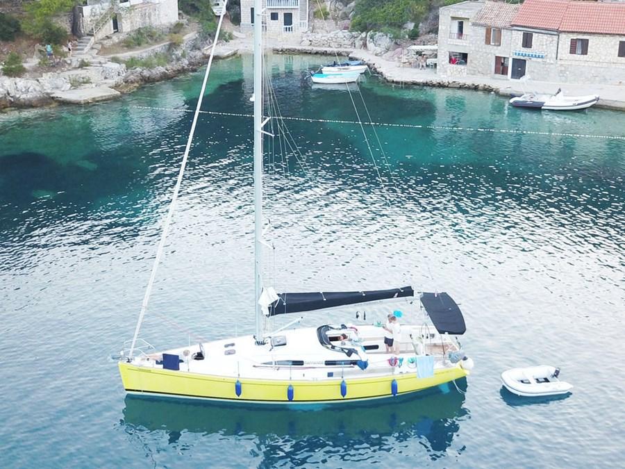 Salona 42 for charter in Kastela, Split