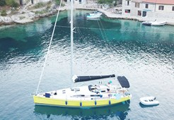 S Salona 42 for charter in Kastela, Split