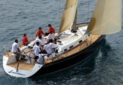 S Salona 45 for charter in Kastela, Split