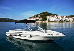Sea Ray 205 Sport for charter in Tribunj
