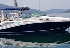 Sea Ray 375 for charter in Dubrovnik