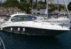 M Sea Ray 455 for charter in Sibenik