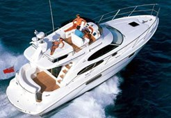 M Sealine F37 for charter in Seget Donji