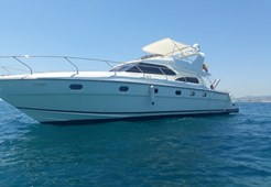 Sunquest 57 for charter in Barcelona