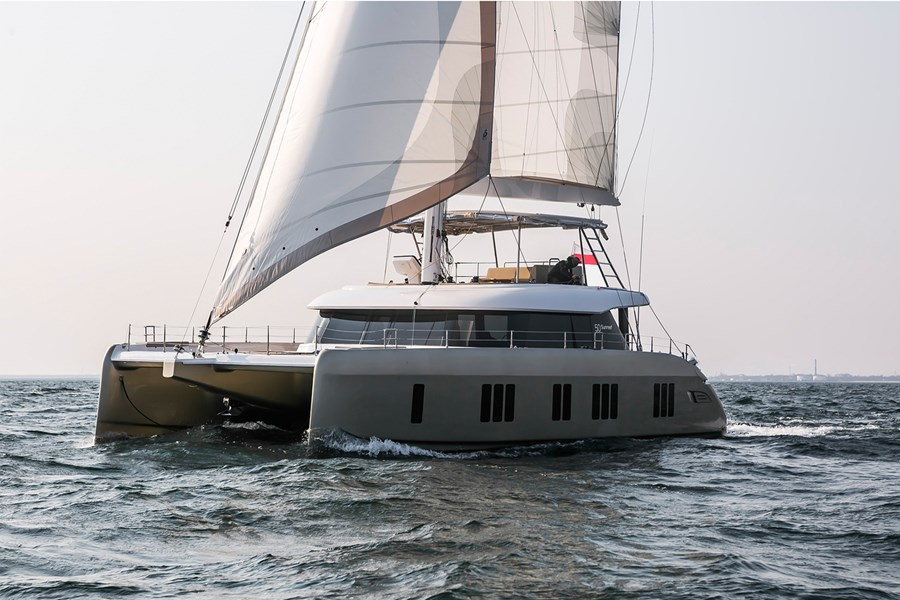 Sunreef 50 for charter in Seget Donji