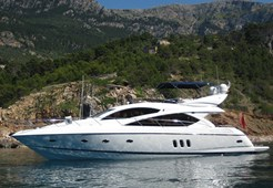 Sunseeker Manhattan 60 for charter in Sibenik