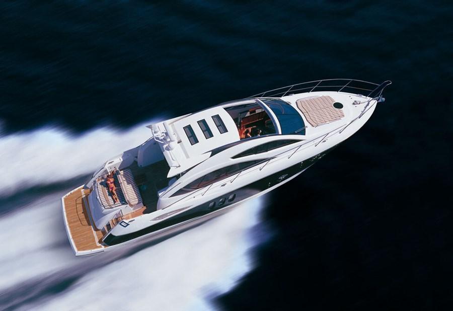 Sunseeker Predator 52 for charter in Split