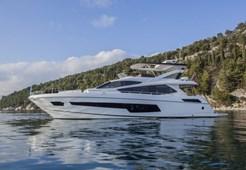 Sunseeker Yacht 75 for charter in Split