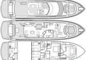Sunseeker Yacht 86 Choco