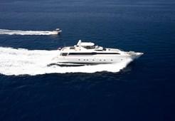 Tecnomar Nadara 35 for charter in Split