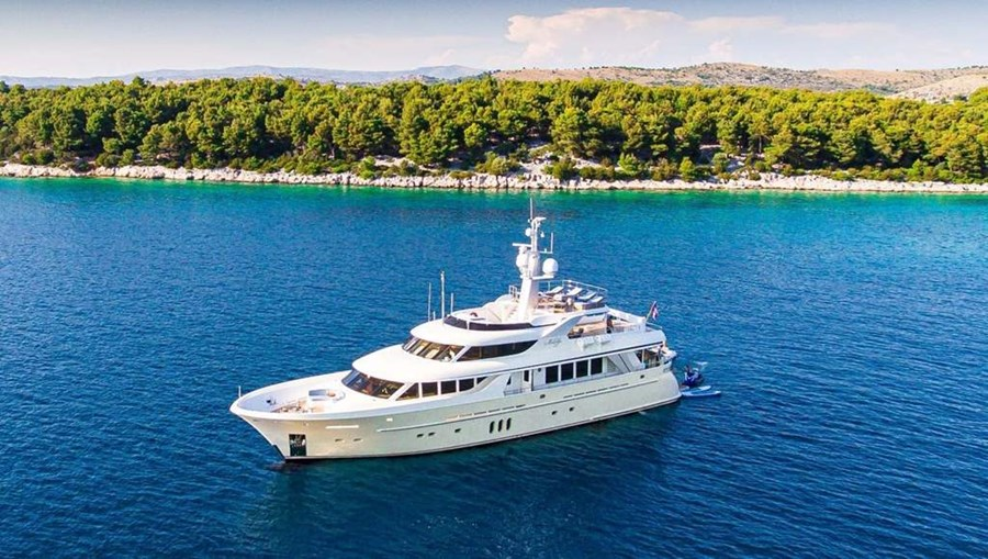 Timmerman 33 for charter in Kastela, Split