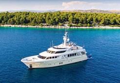 Timmerman 33 for charter in Kastela, Split
