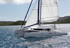 Trimaran Neel 45 for charter in Pula