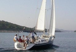 S Y 37 for charter in Sibenik
