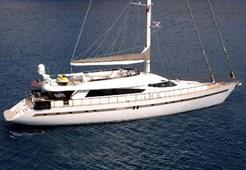 L Yener 32 for charter in Split