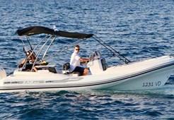 ZAR 65 CL for charter in Biograd