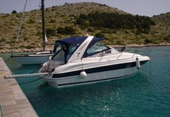M Bavaria 27 Sport for charter in Baska Voda