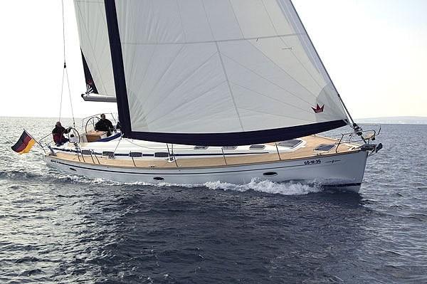 Bavaria 51 for charter in Portorosa