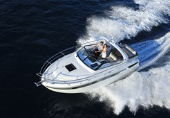 M Bavaria Sport 300 for charter in Punat, Krk