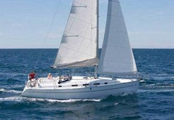 S Beneteau Cyclades 39.3 for charter in Solta (Rogac)