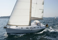 S Beneteau Cyclades 43.4 for charter in Trogir