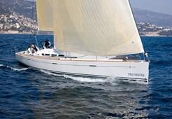 S Beneteau First 45 for charter in Kastela, Split