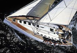 S Beneteau First 47.7 for charter in Sukosan