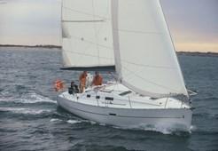 S Beneteau Oceanis 323 for charter in Murter